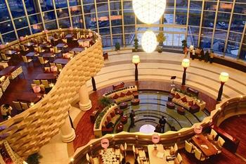 成都花水湾金陵温泉度假酒店喝彩西餐厅