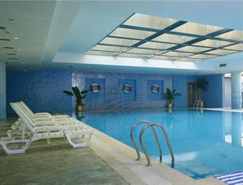 武汉华美达光谷大酒店游泳池