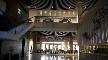 天津亿豪山水郡国际温泉度假酒店(蓟县)大堂