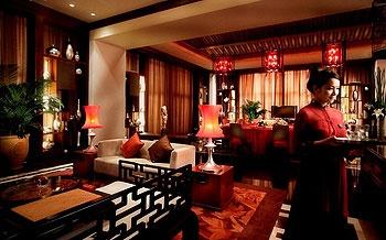 深圳华侨城洲际大酒店中餐厅