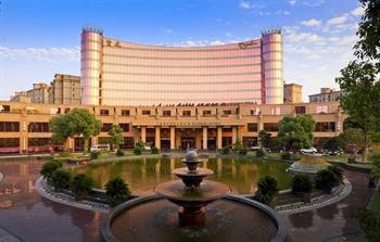 上海皇廷国际大酒店酒店外观图片