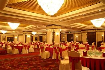 北京华侨大厦宴会厅