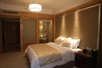 九江远洲国际大酒店豪华客房