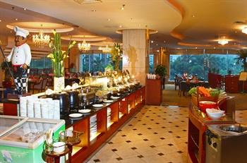 江门丽宫国际酒店西餐厅