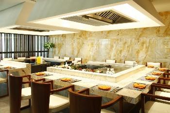 宁波阳光豪生大酒店喳喳亚洲美食餐厅