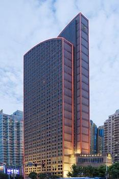 上海红塔豪华精选酒店外观