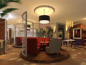 石狮建明国际大酒店西餐自助餐厅
