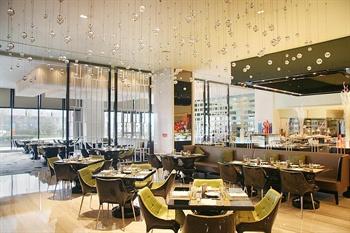 青岛富力艾美酒店餐厅