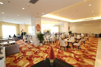 武汉纽宾凯国际酒店(徐东地铁站店)早餐厅