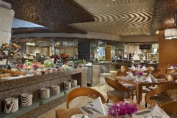 天津滨海喜来登酒店自助餐厅