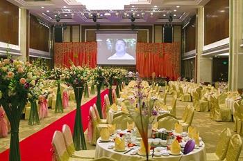 东莞逸豪国际大酒店国际宴会厅