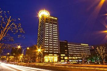 武汉楚天粤海国际大酒店酒店外观图片