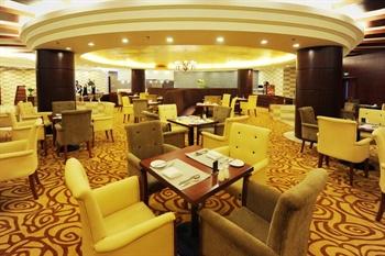 北京京仪大酒店玫瑰苑咖啡厅