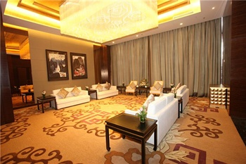 武汉阳光酒店贵宾会议室