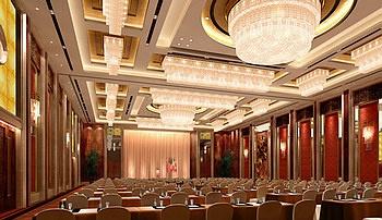 武汉楚天粤海国际大酒店宴会厅