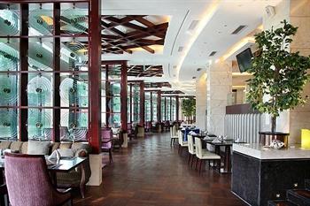 山东大厦花园咖啡厅