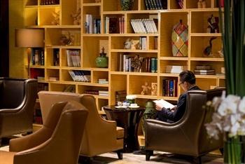 石家庄富力洲际酒店洲际酒廊