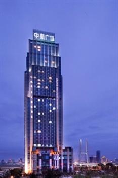 南昌格兰云天国际酒店外观