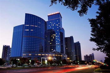惠州凯宾斯基酒店外观图片