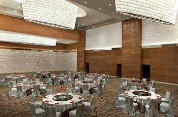 厦门艾美酒店宴会厅