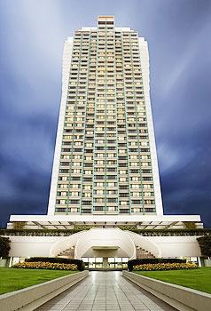 上海波特曼丽思卡尔顿酒店酒店外观图片