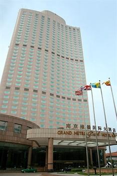 南京维景国际大酒店酒店外观