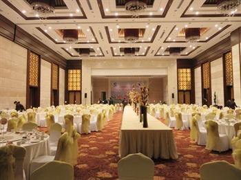 聊城阿尔卡迪亚国际温泉酒店宴会厅