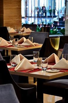 西安曲江国际饭店香颂全日餐厅