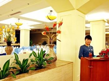 云霄金汤湾海水温泉度假酒店中餐厅