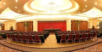 珠海银都嘉柏大酒店长万国厅