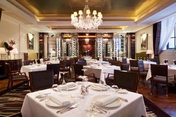 上海外滩华尔道夫酒店Pelham's西餐厅