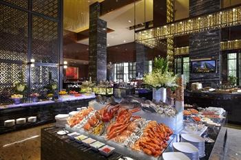 上海静安洲际酒店怡庭全日餐厅