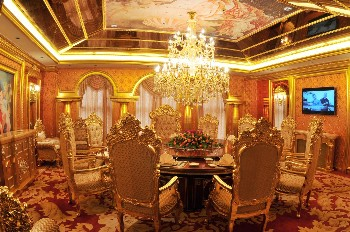 南宁迪拜七星酒店餐厅