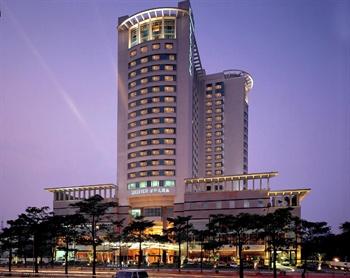 汕头君华海逸大酒店酒店外观图片