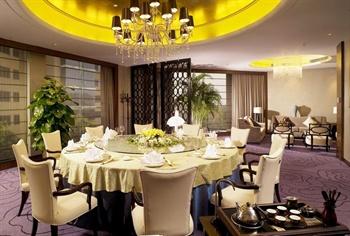 东莞帝豪花园酒店中餐厅包房
