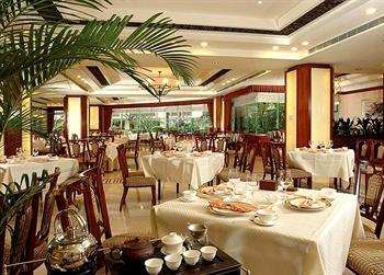 惠州康帝国际酒店玉阙宫中餐厅