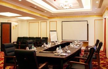 江西泰耐克国际大酒店(南昌)一号会议室