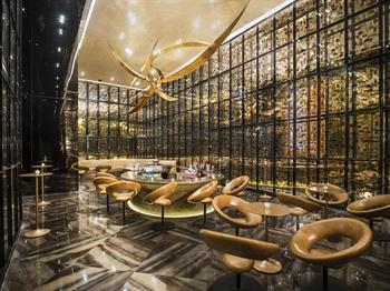广州W酒店酒吧