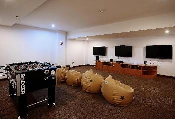 南京汤山御庭臻品酒店游戏室