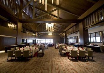 天津亿豪山水郡国际温泉度假酒店(蓟县)餐厅