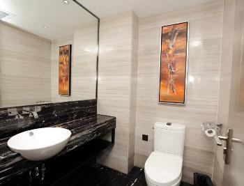 广州丽柏国际酒店洗手间
