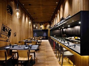 北京东隅酒店餐厅