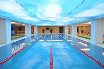 北京丰大国际大酒店游泳池