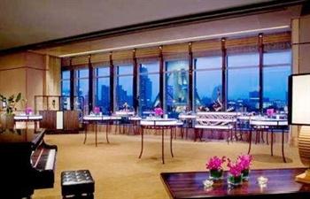 上海浦东丽思卡尔顿酒店餐厅