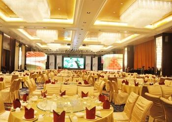 北京丰大国际大酒店三楼宴会厅