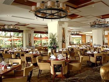 惠州康帝国际酒店意大利西餐厅
