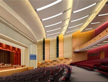 聊城阿尔卡迪亚国际温泉酒店会议中心报告厅