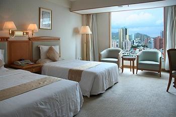 珠海怡景湾大酒店高级客房