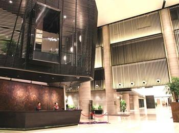 青岛西海岸隆和福朋喜来登酒店大堂图片