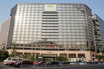 北京丽晶酒店酒店外观图片